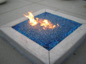 Fire Glass Fireglass Fireplace And Fire Pit Glass