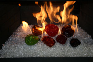 Portable Propane Fire Pits Fireplace And Fire Pit Glass