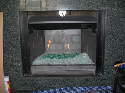 glass rocks for gas fireplaces. fireplace 30 40 Emerald Green Fireplace Glass  Aquatic Glassel Fire Pit Design