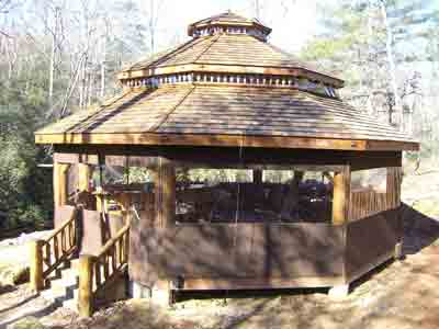 Fire Pit Gazebo Plans http://www.aquaticglassel.com/How-To-Build-a-Propane-Fire-Pit.html
