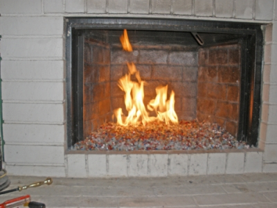 Fireplace Glass Fire Glass Fire Pit Glass FireGlass Do It YourSelf Firep