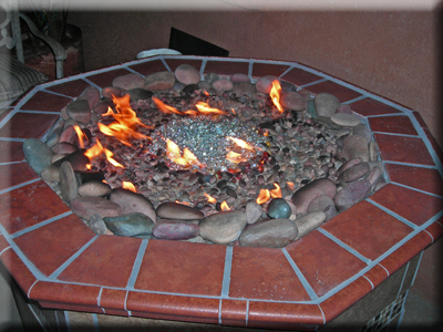 Image Result For What Do You Burn In A Fire Pita