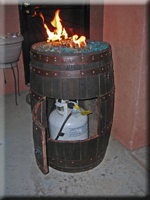 Image Result For What To Burn In A Fire Pita