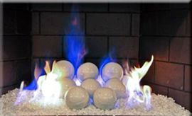 FireGlass Patent, Fireplace Glass | Fire Place Glass | Fire pit ...
