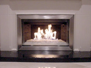 FireGlass Patent Fireplace Glass Fire Place Glass