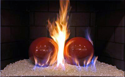 glass rocks for gas fireplaces. terracotta fireballs for fireglass fireplace designs glass rocks gas fireplaces o