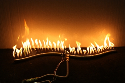 Fireplace burners, Stainless Steel Burners, Natural Gas Burners ...