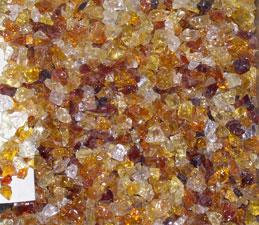 --Brilliant Gold G012F3 Topper