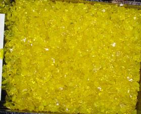 --Brilliant Yellow R20F3 Topper